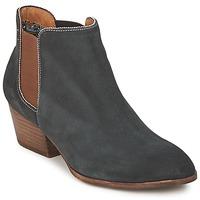 kengät Naiset Bootsit Schmoove WHISPER CHELSEA Laivastonsininen / Brown