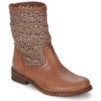 kengät Naiset Bootsit Felmini GREDO CHOCOLAT