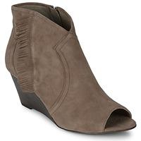 kengät Naiset Nilkkurit Ash DRUM Taupe