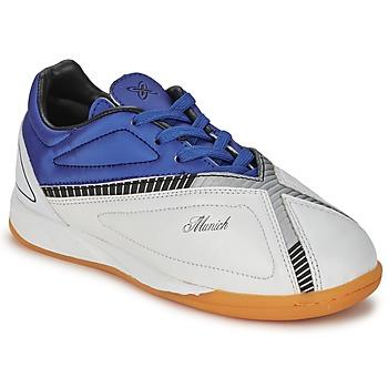 kengät Tytöt Jalkapallokengät Munich Sports FLOW KID Blue