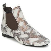 kengät Naiset Bootsit Think ASSAM Beige