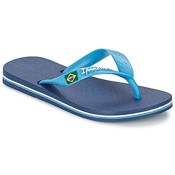 kengät Pojat Varvassandaalit Ipanema CLASSICA BRASIL II Blue