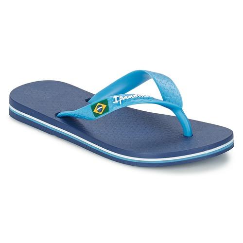 kengät Lapset Varvassandaalit Ipanema CLASSICA BRASIL II Blue