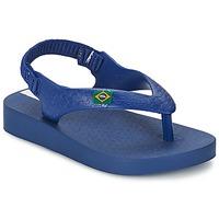 kengät Lapset Sandaalit ja avokkaat Ipanema CLASSICA BRASIL BABY Blue