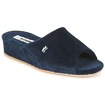 kengät Naiset Tossut Romika Paris Laivastonsininen