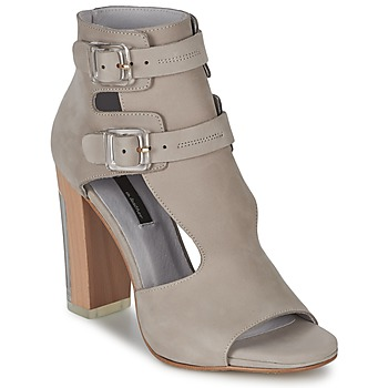 kengät Naiset Sandaalit ja avokkaat Miista ELIZABETH Grey