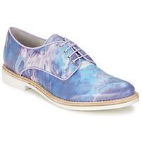 kengät Naiset Derby-kengät Miista ZOE Blue