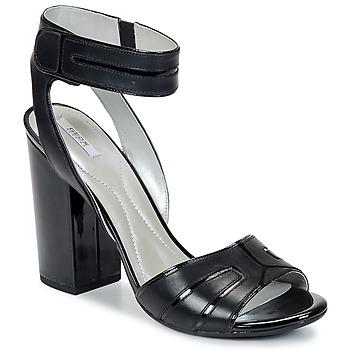 kengät Naiset Sandaalit ja avokkaat Geox NOLINA Black