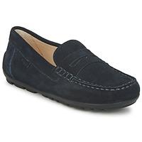 kengät Pojat Mokkasiinit Geox FAST Blue