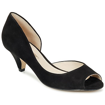 kengät Naiset Korkokengät Buffalo MARINDALA Black