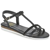 kengät Naiset Sandaalit ja avokkaat Xti I Black