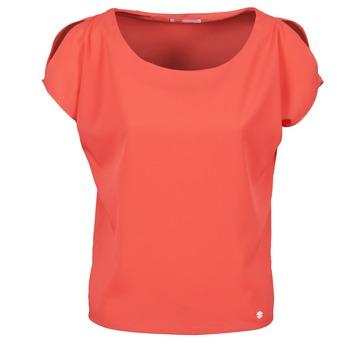 vaatteet Naiset Lyhythihainen t-paita Les P'tites Bombes S145003 Red