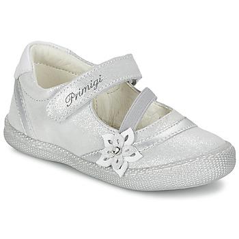 kengät Tytöt Balleriinat Primigi ROSELINE-E Argenté