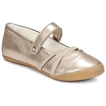 kengät Tytöt Balleriinat Primigi LISBONA 1-E BRONZE