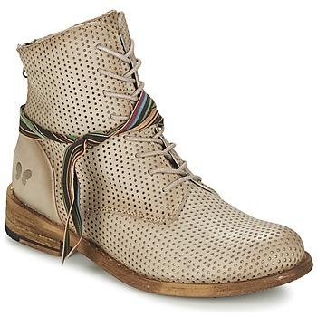 kengät Naiset Bootsit Felmini EZDUNE BEIGE