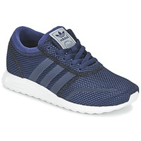 kengät Lapset Matalavartiset tennarit adidas Originals LOS ANGELES K Blue
