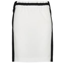 vaatteet Naiset Hame Joseph RIA-TECHNO Musta / Valkoinen