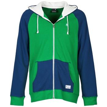 vaatteet Miehet Svetari Nixon ANCHOR Blue / Green