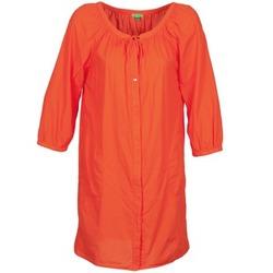 vaatteet Naiset Lyhyt mekko Bensimon FOURTY Orange