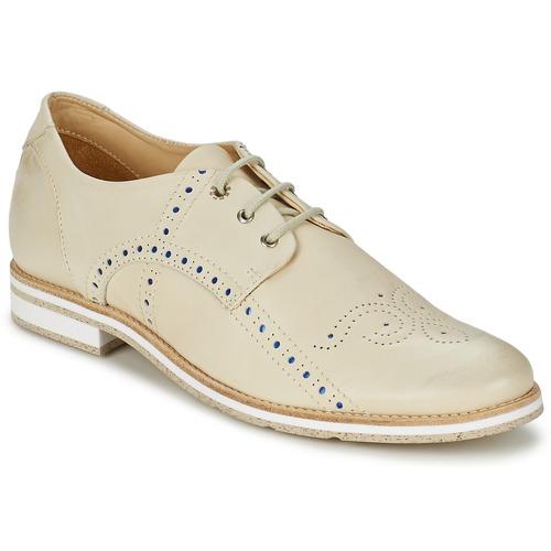 kengät Naiset Derby-kengät Marithé & Francois Girbaud ARROW Beige