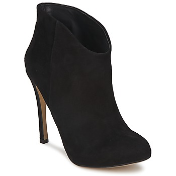 kengät Naiset Nilkkurit SuperTrash  Musta