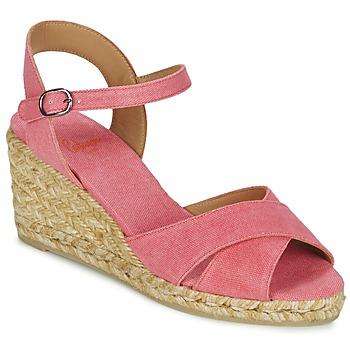 kengät Naiset Sandaalit ja avokkaat Castaner BLAUDELL CORAIL / Pink