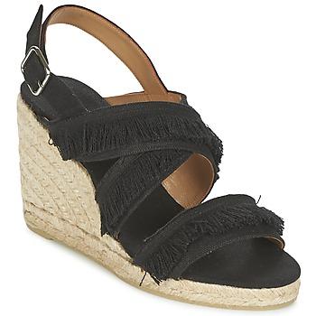 kengät Naiset Sandaalit ja avokkaat Castaner BEGGA Musta