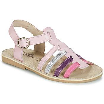 Sandaalit Citrouille et Compagnie JASMA Pink / Violet 350x350