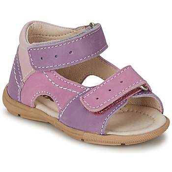 kengät Tytöt Sandaalit ja avokkaat Citrouille et Compagnie KIMMY G Lila / Violet