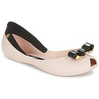 kengät Naiset Balleriinat Melissa QUEEN IV Pink / Black
