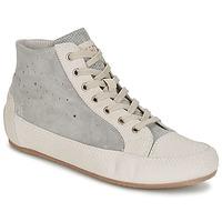 kengät Naiset Korkeavartiset tennarit Tosca Blu CITRINO Grey