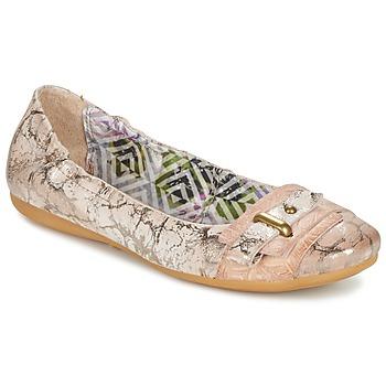 kengät Naiset Balleriinat Mjus CHANTAL Pink