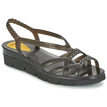 kengät Naiset Sandaalit ja avokkaat Lemon Jelly MIAKI Black