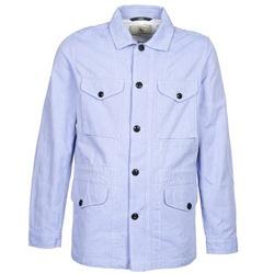 vaatteet Miehet Parkatakki Aigle STONEFISH Blue