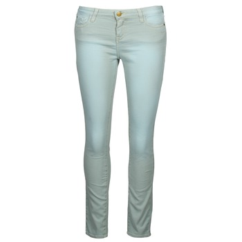 vaatteet Naiset Slim-farkut Acquaverde SCARLETT Blue