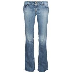 vaatteet Naiset Bootcut-farkut Acquaverde ADRIANA Blue