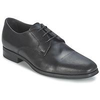 kengät Miehet Derby-kengät Geox PERICLE F Black