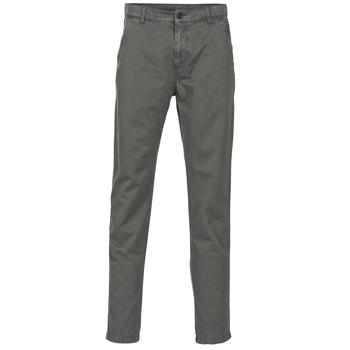 vaatteet Miehet 5-taskuiset housut Benetton GUATUIE Grey
