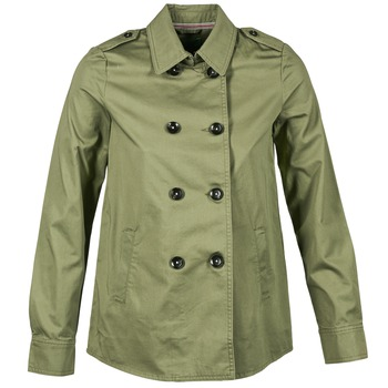 vaatteet Naiset Pusakka Benetton TUNALI Kaki