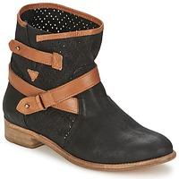 kengät Naiset Bootsit Koah FRIDA Black