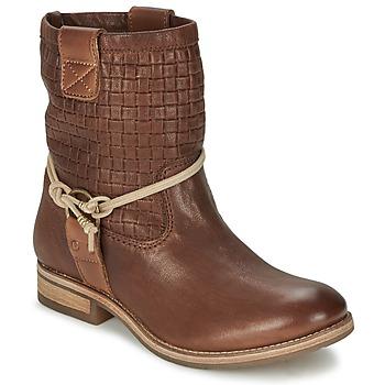 kengät Naiset Bootsit Koah DANIA Brown
