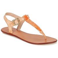 kengät Naiset Sandaalit ja avokkaat Koah MARTINAH Nude / Orange