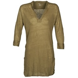 vaatteet Naiset Tunika Majestic 530 Kaki