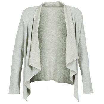 vaatteet Naiset Neuleet / Villatakit Majestic 4003 Grey