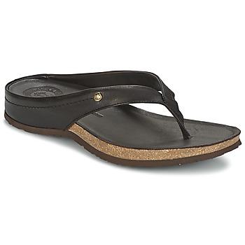 kengät Miehet Varvassandaalit Panama Jack ARTURO Black