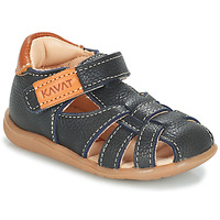 kengät Pojat Sandaalit ja avokkaat Kavat RULLSAND Blue / Laivastonsininen