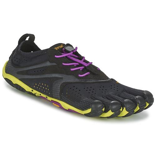 kengät Naiset Juoksukengät / Trail-kengät Vibram Fivefingers BIKILA EVO 2 Black / Yellow