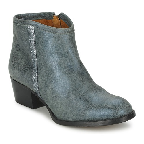kengät Naiset Bootsit Lollipops ROMANE BOOTS Grey