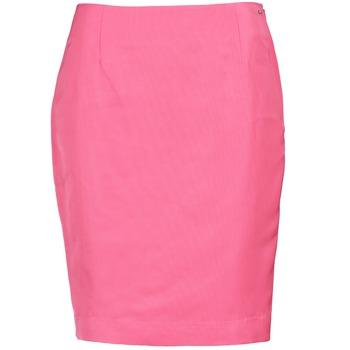 vaatteet Naiset Hame La City JUPE2D6 Pink