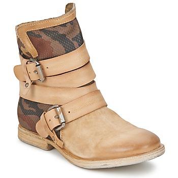 kengät Naiset Bootsit Airstep / A.S.98 TRIP METAL Beige